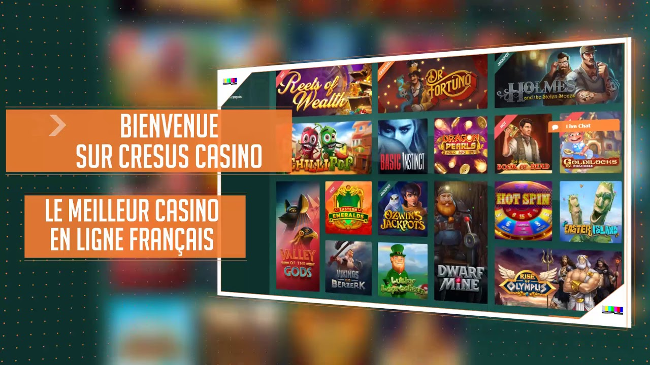 Cresus Casino avis : ce que pense nos experts !
